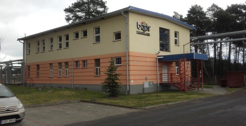Siedziba Bydgoskiego Parku Przemysłowego