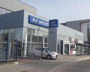 Salon Hyundai 1