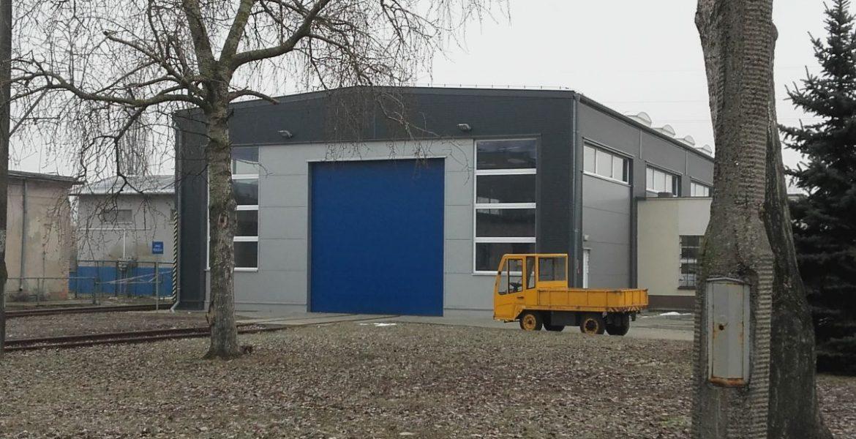 PKP Cargo tokarnia podtorowa