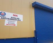 Metalko zakład antykorozyjny – termomodernizacja 2