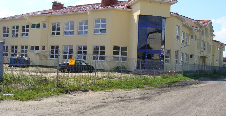 School in Łochowo