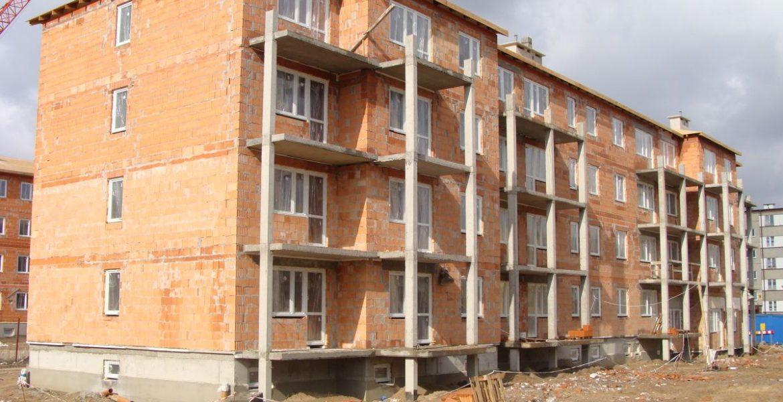 FSM budynek mieszkalny z lokalami usługowymi