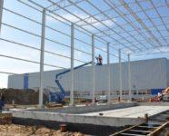 Passivation warehouse 4