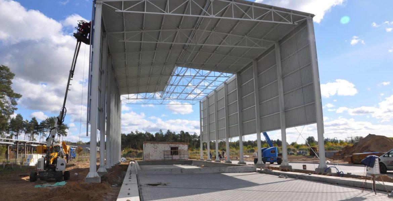 Passivation warehouse