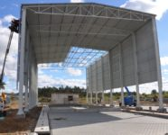 Passivation warehouse 3