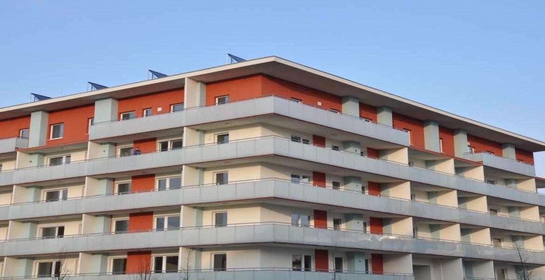 Apartamentowiec Słowiańska Bydgoszcz