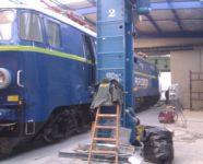 PKP Cargo tokarnia podtorowa 5