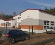 Budynek sportowo-świetlicowy w Przyłękach 3