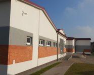 Budynek sportowo-świetlicowy w Przyłękach 2