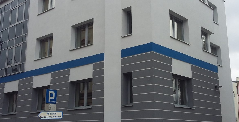 Remont budynku ENEA