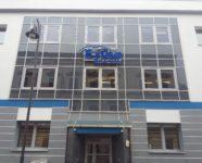Remont budynku ENEA 1