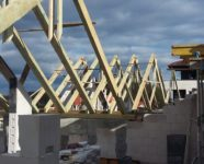 Budowa budynku mieszkalnego wielorodzinnego w Niemczu 10