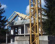 Budowa budynku mieszkalnego wielorodzinnego w Niemczu 8