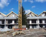 Budowa budynku mieszkalnego wielorodzinnego w Niemczu 1