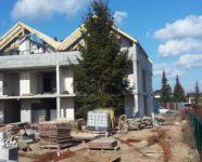 Budowa budynku mieszkalnego wielorodzinnego w Niemczu 2