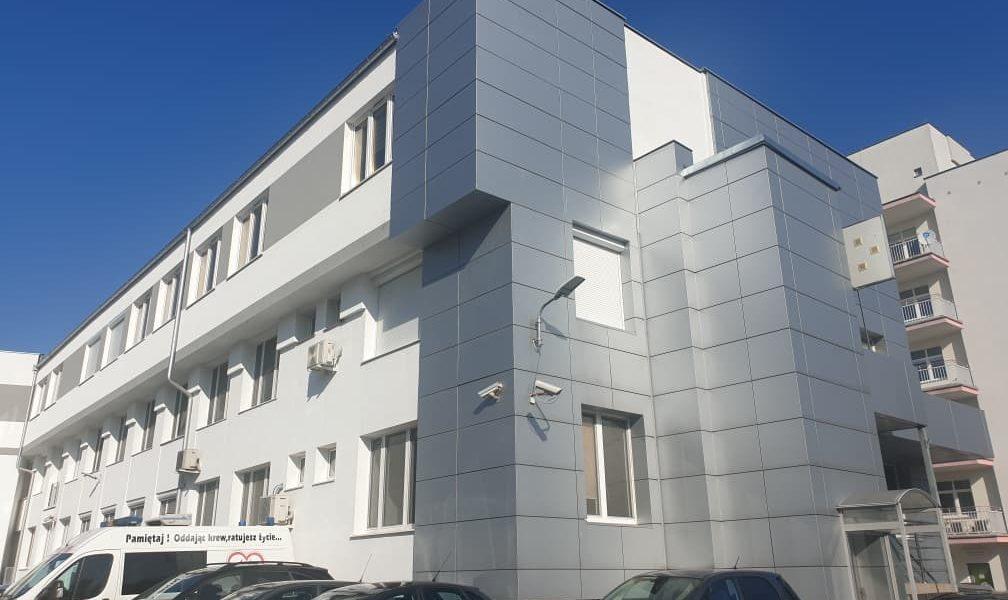 Rozbudowa RCKiK w Bydgoszczy