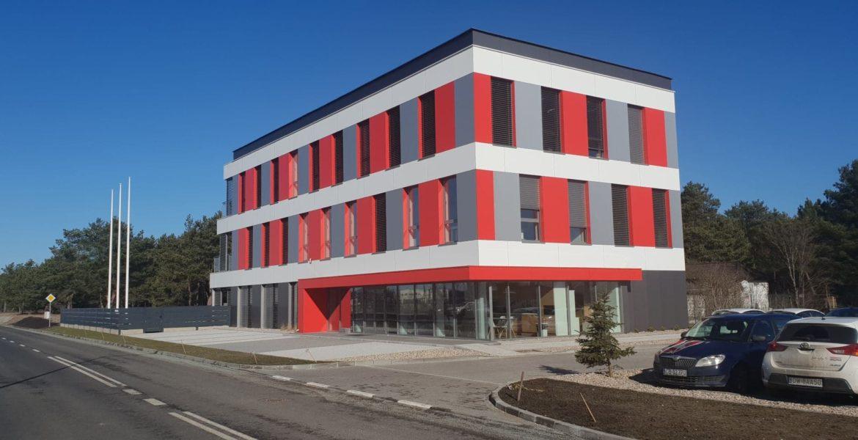 Abramczyk budynek biurowy