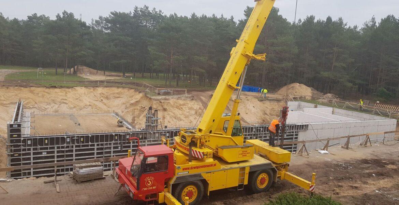 Rozbudowa KPSOSW nr 2 w Bydgoszczy