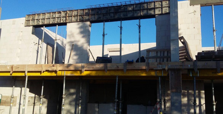 Budowa budynku mieszkalnego wielorodzinnego w Niemczu